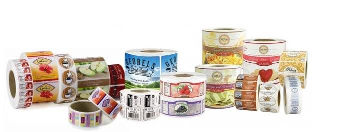 Custom Sticky Labels by Glenwood Label Printing & Packaging