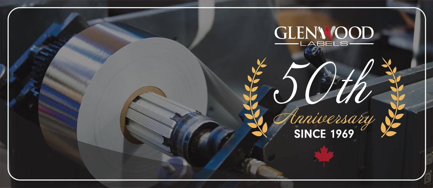 Glenwood Labels 50th Anniversary